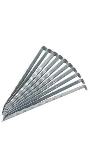 CAMPZ Profiled Steel Peg 24 cm